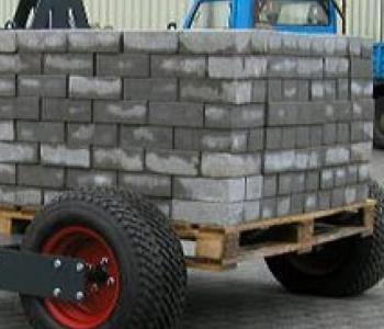 Pallettransportwagen